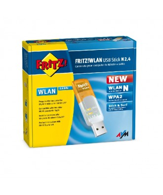 FRITZ!WLAN N-Stick USB 2,4