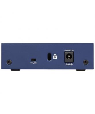 Netgear 5-poorts Gigabit Desktop Switch