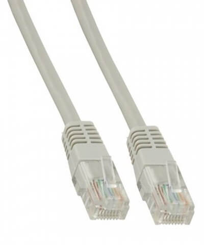 CAT5e straight UTP-kabel - 2 meter