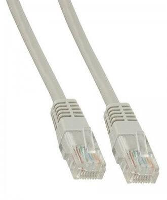 CAT5e straight UTP-kabel - 1 meter