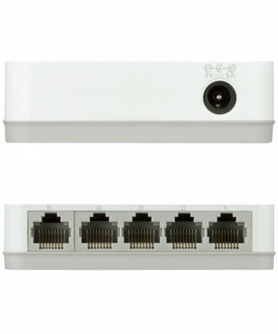 D-Link 5-poorts Gigabit Desktop Switch