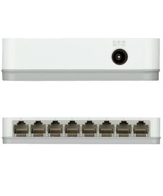 D-Link 8-poorts Gigabit Easy Desktop Switch