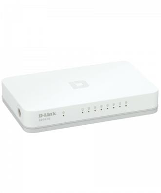 D-Link 8-poorts Gigabit Desktop Switch