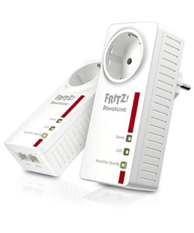 FRITZ!Powerline 1220E Set (2 stuks)